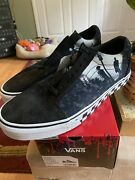 Old Skool House Of Terror The Exorcist Mens Us Size 13 Limited Edition