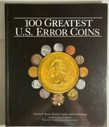 100 Greatest Us Error Coins Currency Collector Gift Coinage Book Free Shipping