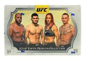 2018 Topps Ufc Museum Collection Factory Sealed Hobby Box Adesanya Rc