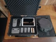 Dji Mavic Air 2 Fly More Combo With Ipad, Carrying Case, And Landing Pad