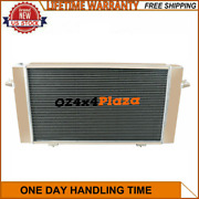3 Row Aluminum Radiator For 1989-1998 Land Rover 3.9l 4.0l Discovery /range Hot