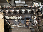 Cummins 6cta 8.3l Rebuildable Core Marine Diesel Engine For Parts Only