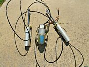 87-95 Chrysler Lebaron Convertible Top Hydraulic Pump And Cylinders Tested Nice