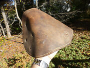 Wwi Ww1 Us Army H.q.co. 28th Div Iron Division Infantry Leather Saddle Civil War