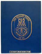 Uss Valley Forge Cg-50 1986 Commissioning Cruise Book