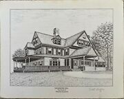 Sagamore Hill Home Of Theodore Roosevelt By Scott Kiefer