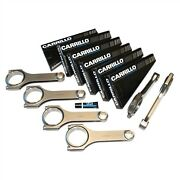 Carrillo Pro-h Car Connecting Rods For Nissan Rb25/rb26 Skyline Gt-r R32/r33/r33