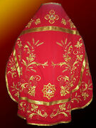 Russian Orthodox Priest Vestment Embroidered