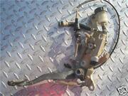 Yamaha Grizzly 660 02-08 Rear Master Cylinder And Brake Assy Complete Free Ship