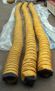 10x24and039 Insulated Accordion Air Duct Manhole Ventilatio