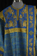Russian Orthodox Deacon Vestment Embroidered Silk
