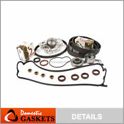 Timing Belt Water Pump Valve Cover Kit Fit 94-02 Honda Accord Acura C F23a1