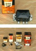 Delco-remy Electrical Parts Lot Oldsmobile 88_98 1951 Nos