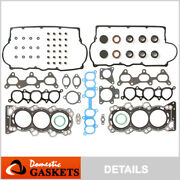 Fits 92-95 Isuzu Trooper Rodeo Honda Passport 3.2l Sohc Head Gasket Set 6vd1