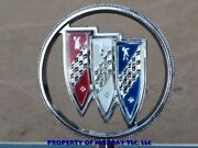 Gm Front End Panel Ornament Buick Century 1979-1978 Nos