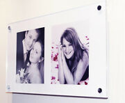 10 X 8 / 8 X 10 Multi Picture Photo Wall Frame All Colours Cheshire Acrylic