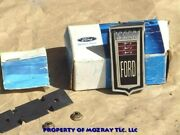Ford Ornament Ltd_brougham_country Squire 1972-1971 Nos