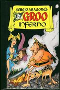 Sergio Aragones The Groo Inferno Folletbound Hardcover Rare Hc New And Unmarked