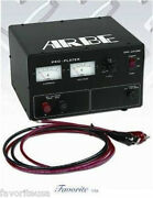 Arbe Jewelry Plating Rectifier Gold Rhodium 25 Amps 220 Volt Electroplating