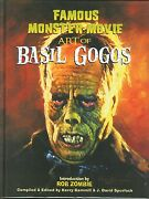 Famous Monster Movie Art Of Basil Gogos Hardcover Signed Sdcc Exclusive Rare Hc