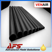 32mm Id 1 1/4 Black Straight Silicone Coolant Radiator Hose Silicon Pipe 1 Meter