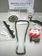 Toyota Truck 2.4l 22r 22re Timing Chain Kit Genuine Oe