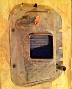 1957 Chevy Air Conditioner Cover And Heater Core Assembly Components