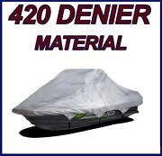 Watercraft Cover Sea-doo Bombardier Gti Inter First Series 2001 Jet Ski Cover