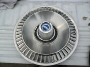 1964 Ford Galaxie Full Wheelcover Hub Cap Delux Wc-5 Good Clips