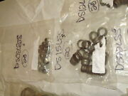 Stainless Steel Tube Nuts And Rings Big Lot