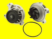 Hepu Engine Cooling Motor Coolant Water Pump W/ O-ring Gasket New For Audi S4 S6