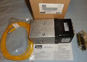 Parker W2154l579b Electric Solenoid Valve With Light 24vdc Pneumatic Air New