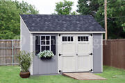 Storage Shed Plans 6and039 X 12and039 Deluxe Lean To / Slant D0612l Free Material List