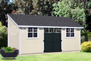 10and039 X 20and039 Outdoor Structure Building / Storage Shed Plans Lean To D1020l