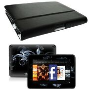 Genuine Leather Case Cover For Kindle Fire Hd 7 Inch + Skin Accessory B03