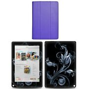 Genuine Leather Case Cover For Barnes Noble Nook Hd 9 Inch + Skin Accessory P03
