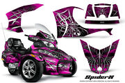 Can-am Brp Spyder Rt Rt-s Graphics Kit Creatorx Decals Spiderx Sxp