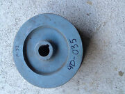 4d035 Pulley For Trackless Mt4