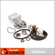 Timing Belt Npw Water Pump Kit Fit 92-96 Honda Prelude 2.3l Dohc H23a1