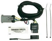 Hoppy 40165 Plug-in Simple Trailer Hitch Wiring Kit For 02-04 Ford F250hd And F350