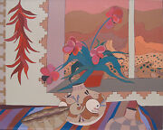 Sally Anderson Ventana Series Spring Blooms Original Painting Orchids Make Offer