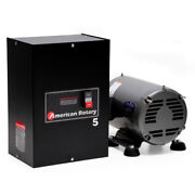 American Rotary Phase Converter Ar5 5 Hp 1 To 3 Three Ph Made Is Usa