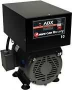 American Rotary Phase Converter Adx10f 10hp Floor 1 To 3 Phase Cnc Extreme Duty