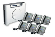 Microsoft Response Point By Syspine - 8 Co Lines 6 Phones - New