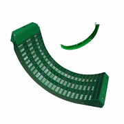 Ah205255 Combine Concave Narrow Spaced Middle/rear Fits John Deere