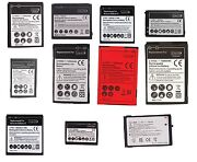 New Replacement Standard Internal Battery For All Htc Cell Phones