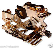 Genuine Brother Sa565 Ruffler Sewing Machine Presser Foot For Pleats And Ruffles