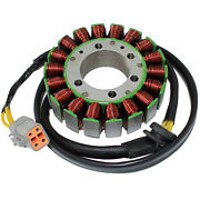 Stator For Canam Outlander 800 800r Efi Std 4x4 2006 2007 2008 2009 2010 2011-15