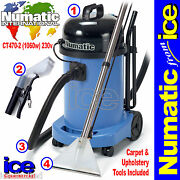 Ct470-2 Carpet Rug And Sofa Upholstery Cleaner Shampoo Cleaning Machine Equipment