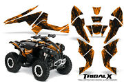 Can-am Renegade Graphics Kit By Creatorx Decals Stickers Tribalx Bo